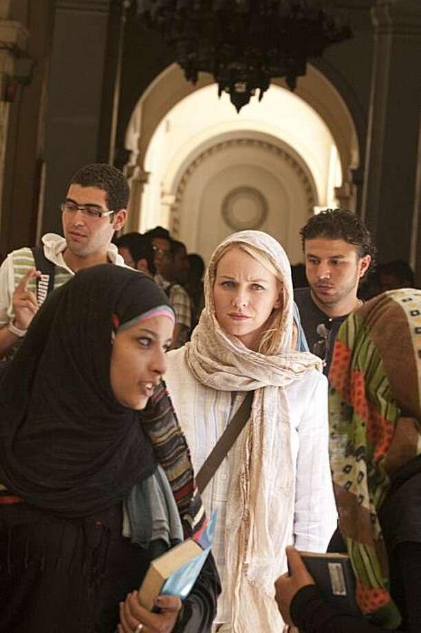 "Naomi Watts    in  ""Fair Game."" Photo: Summit Entertainment"