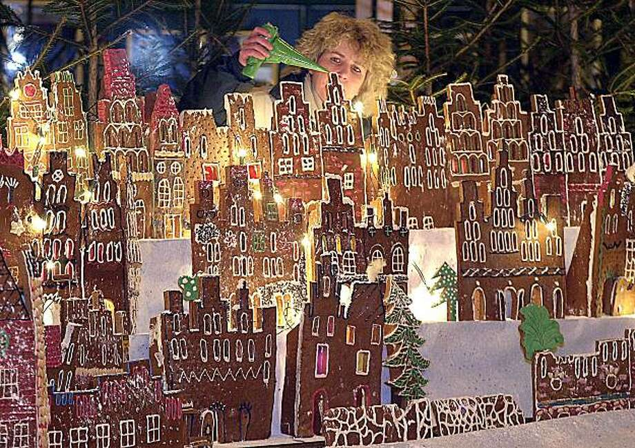 Gingerbread Houses - SFGate