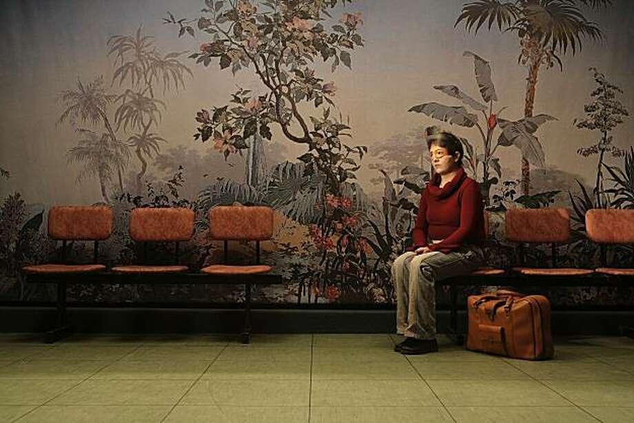 """Still from """"Isola Bella"""" (2007-08) video by Danica Dakic Photo: Danica Dakic, Yerba Buena Center For The Arts"""