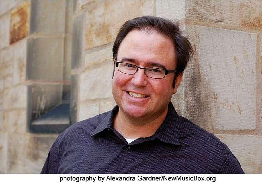 Composer Christopher Theofanidis Photo: Alexandra Gardner/NewMusicBox.or