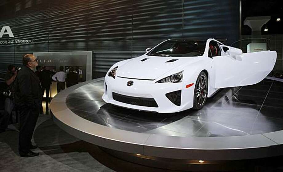 Model: Lexus LFA (September 2010)Lap time: 7:38Source: Nurburgring Lap Times Photo: Jae C. Hong, AP