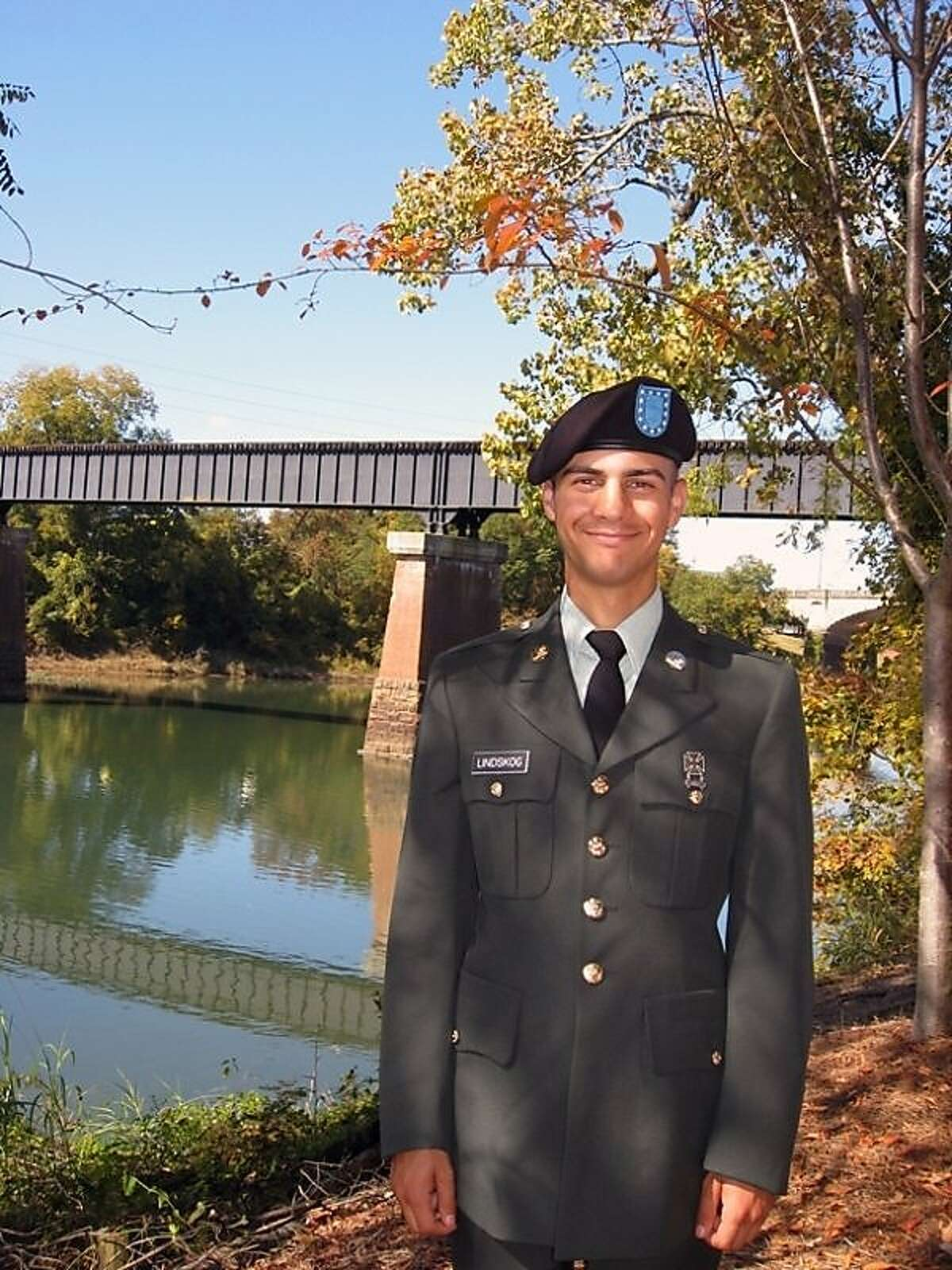 Army Spc. Jameson Lindskog, a medic killed in Afghanistan on March 29, 2011.