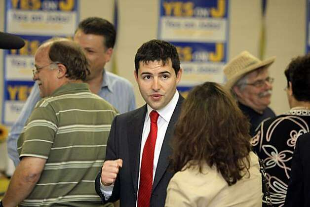 Jed York Photo: Carlos Avila Gonzalez, The Chronicle