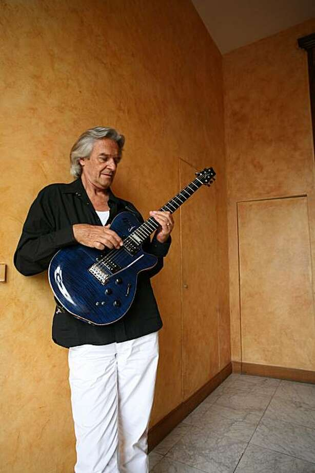 Grammy-winning guitarist and composer John McLaughlin and the 4th Dimension will perform at 8 p.m. Dec. 11 at Zellerbach Hall, UC Berkeley. (510) 642-9988, www.calperformances.org. $36-$72. Photo: Ina McLaughlin