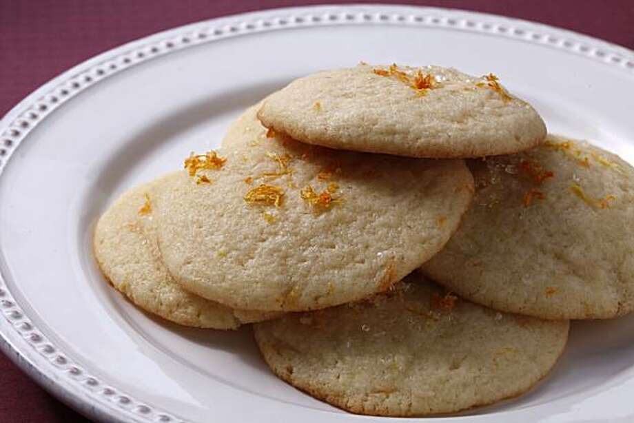 Chewy Citrus Sugar Cookies: These incorporate seasonal citrus fruit to brighten the basic sugar cookie dough. Click here for the recipe. Photo: Craig Lee, Special To The Chronicle