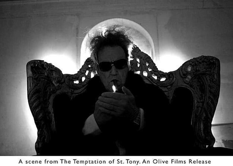 "Taavi Eelmaa as Tony in, ""THe Temptation of Saint Tony."" Photo: Vahur Puik, Courtesy Of Olive Films"