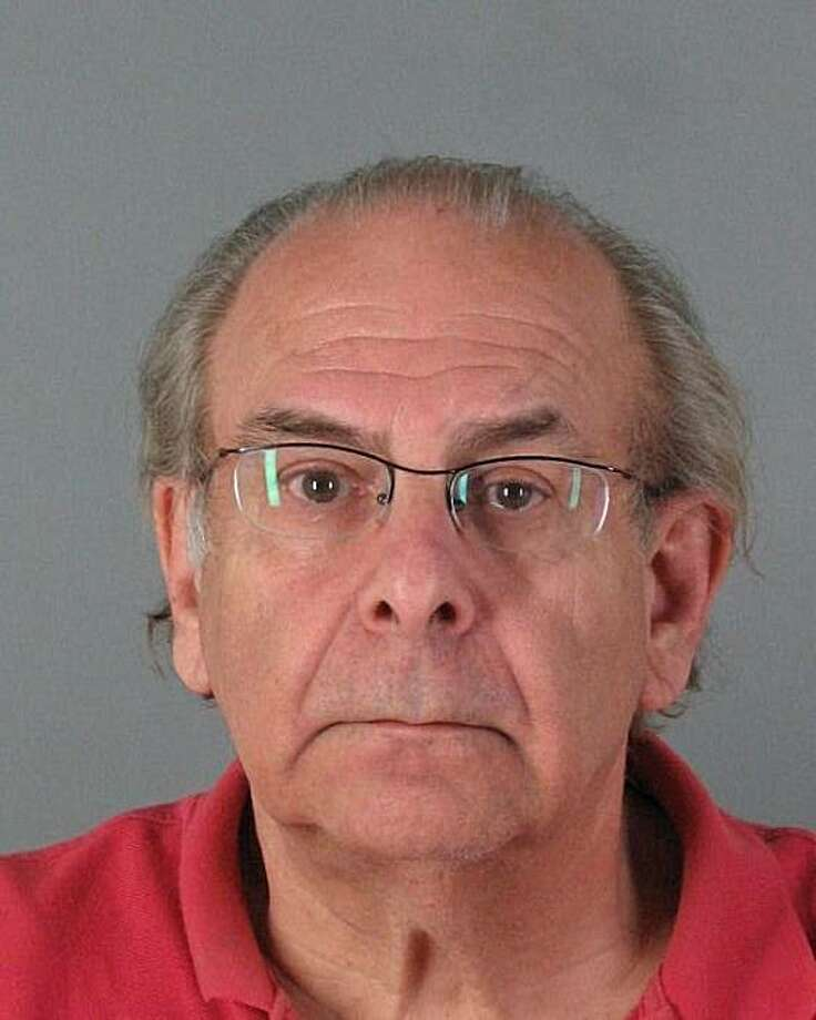 Roger Steven Miller, charged with trying to sell shares of Apple stock that he didn't own. Photo: San Mateo County Sheriff