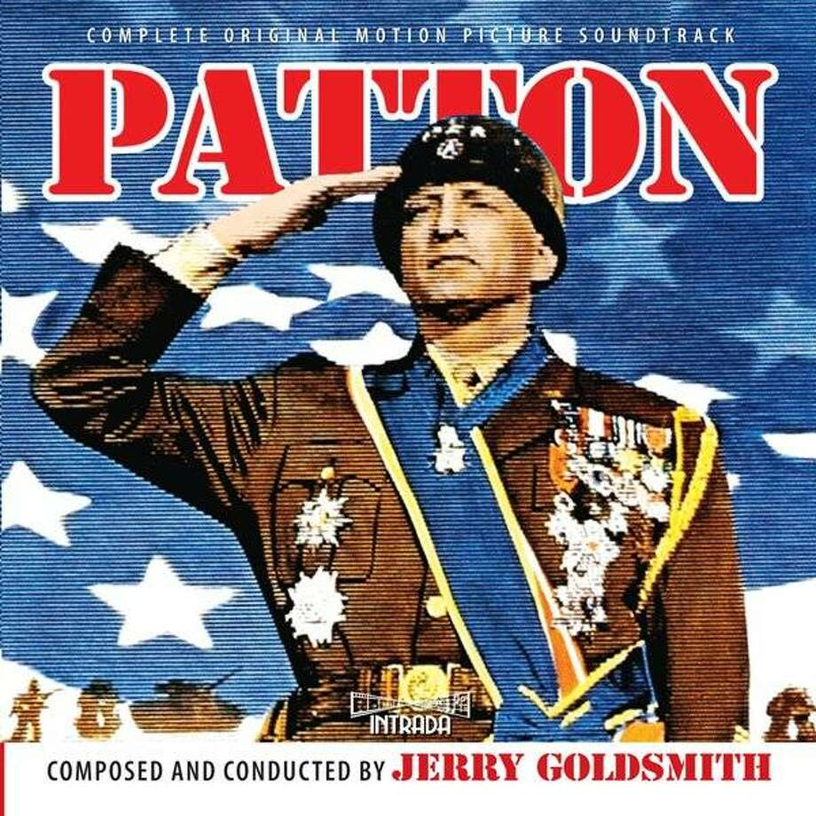 "CD cover ""Patton"" Photo: Intrada"