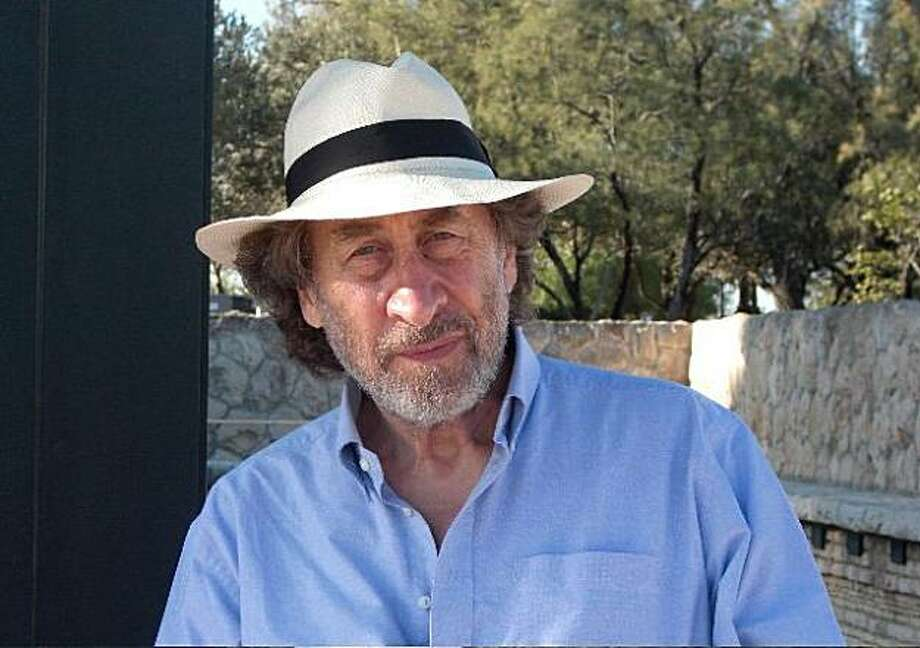 Howard Jacobson Photo: Courtesy Of Man Booker Prize