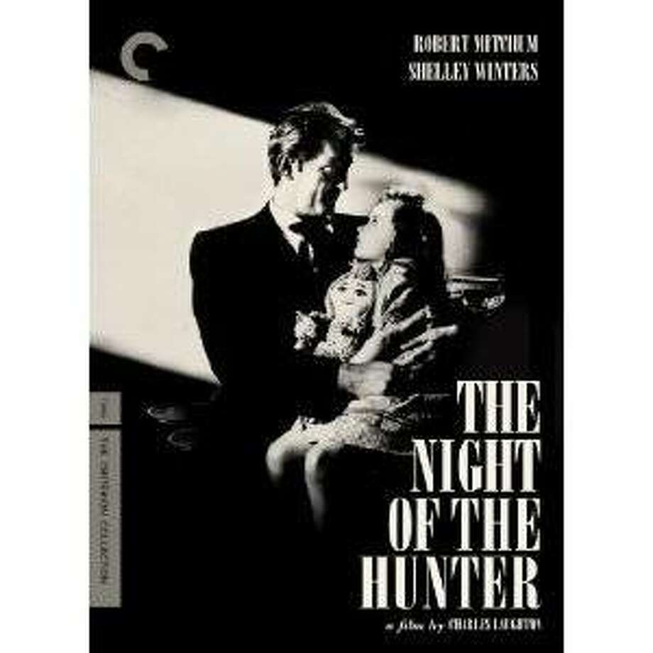 dvd cover THE NIGHT OF THE HUNTER Photo: Amazon.com