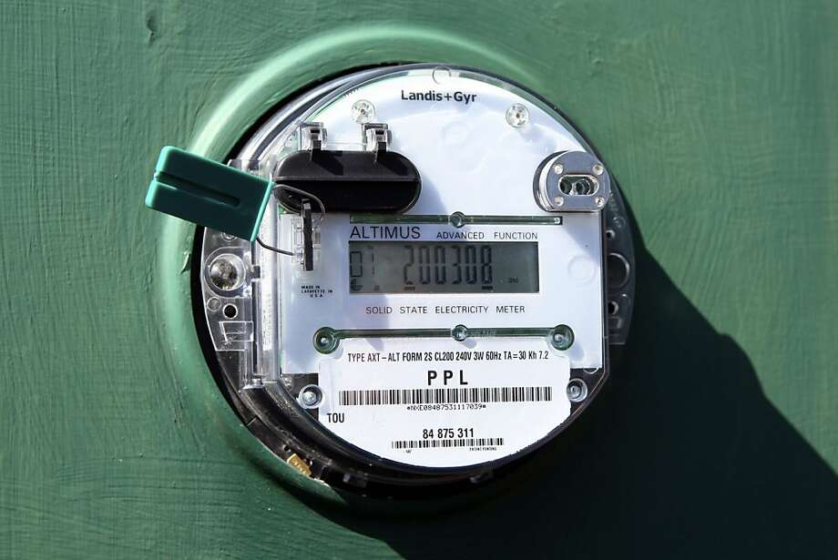 Increasing Electricity Meter : Pg e smartmeters problems and how to fix them sfgate