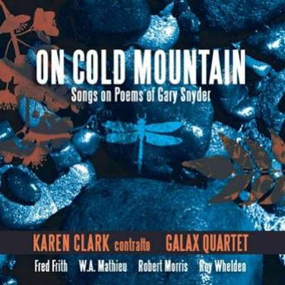 cd cover ON COLD MOUNTAIN Photo: Amazon.com