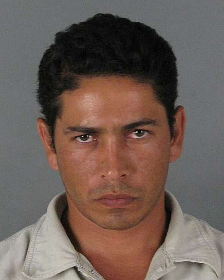 Jose Perez-Gonzalez, convicted of beating a 78-year-old widow during a robbery attempt. Photo: San Mateo County Sheriff