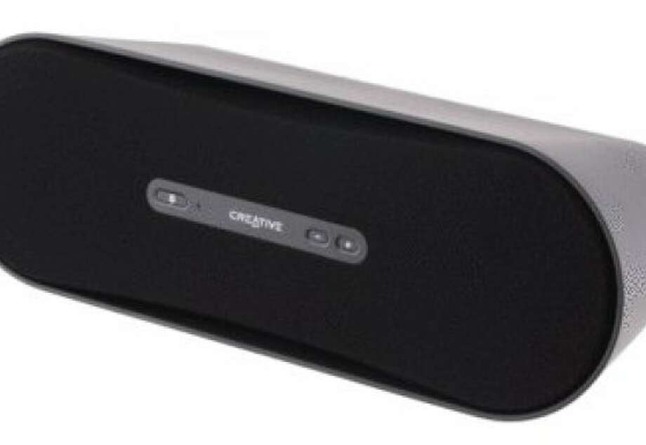 cnet28 creative D100 ipad speaker Photo: Cnet Review