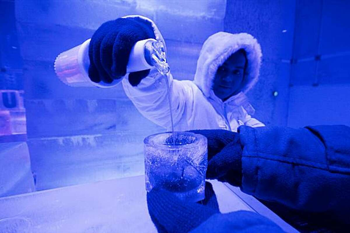 Head to Rizzuto's in Westport on Friday and Saturday for the first annual ice bar and winter patio party. Find out more.
