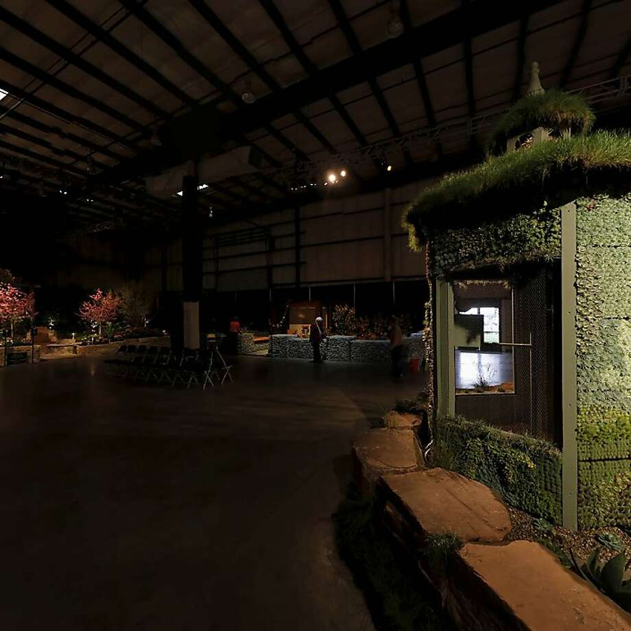 The San Francisco Flower and Garden show at the San Mateo Event Center in San Mateo, Calif., on Saturday March 26, 2011. Photo: The Chronicle