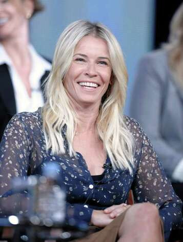 Actress and comedian Chelsea Handler says she's enjoying playing her sister on new NBC sitcom Are You There, Chelsea?. Photo: DAN STEINBERG, FRE / R-STEINBERG