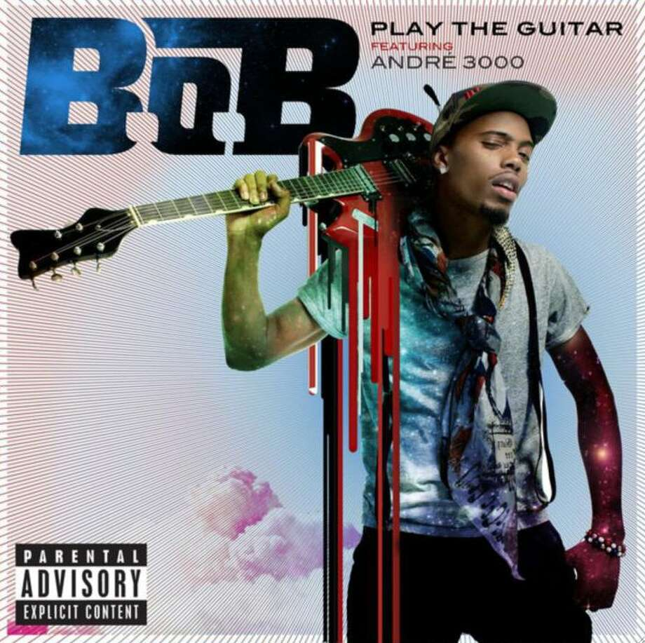 """Play the Guitar"" by B.O.B. Photo: ATLANTIC"