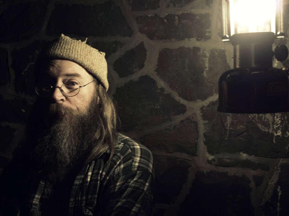 Charlie Parr's gospel/folk/blues music is spontaneous without sounding sloppy. Photo: COURTESY CHARLIE PARR