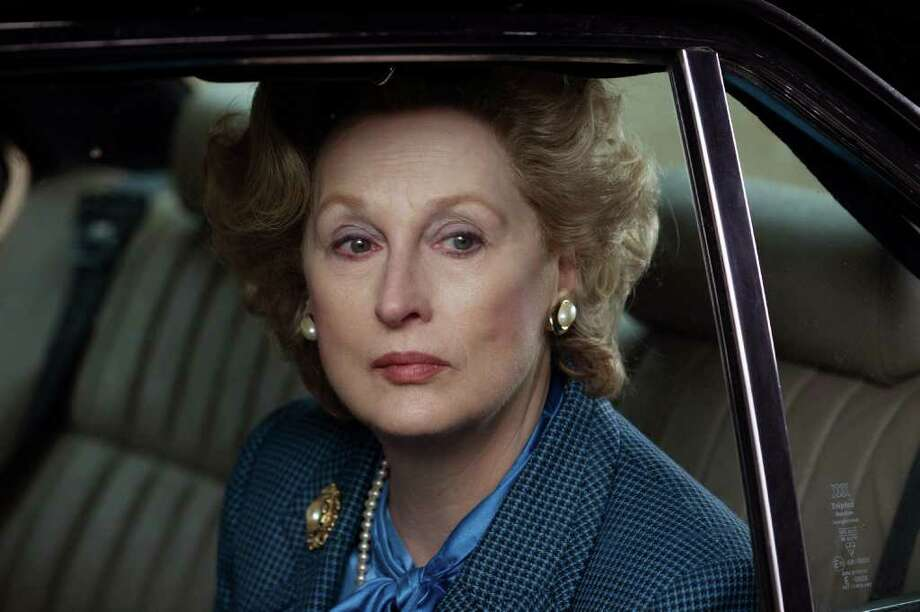 "Meryl Streep researched former British Prime Minister Margaret Thatcher carefully for her role in ""The Iron Lady."" Photo: THE WEINSTEIN COMPANY / WEINSTEIN COMPANY"