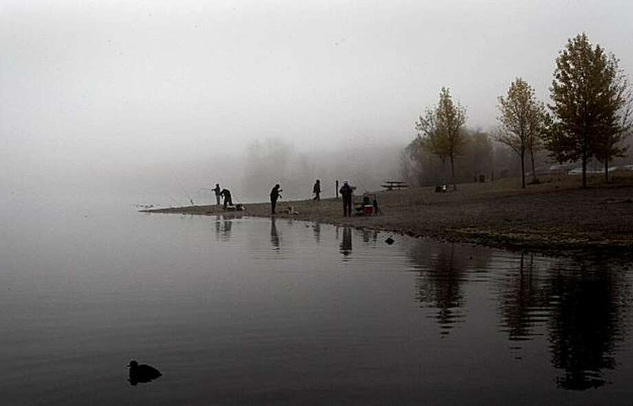Fishing prime time coming soon to bay area lakes sfgate for Bay area fishing