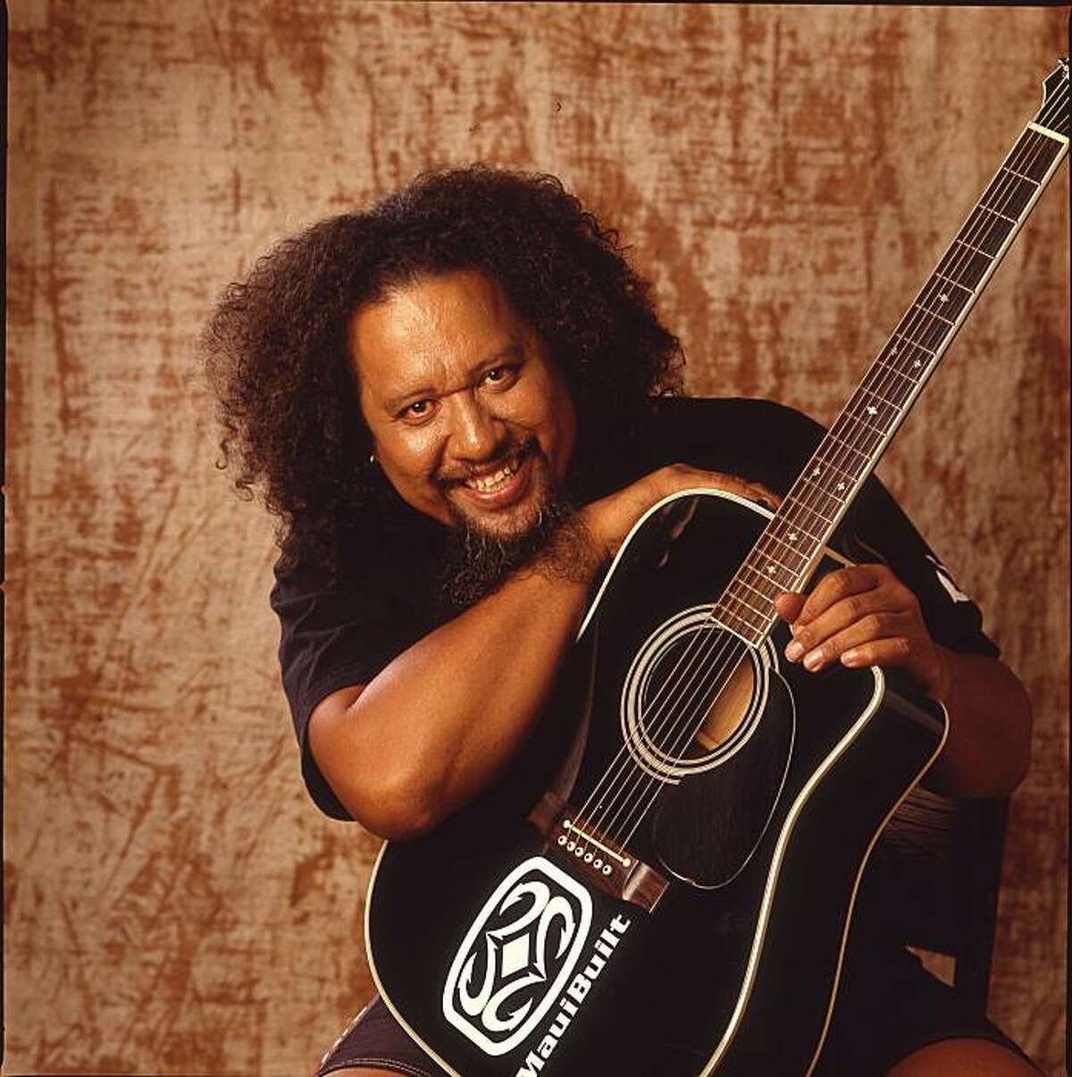 Willie K, a popular recording artist from Maui, is one of the contributors to