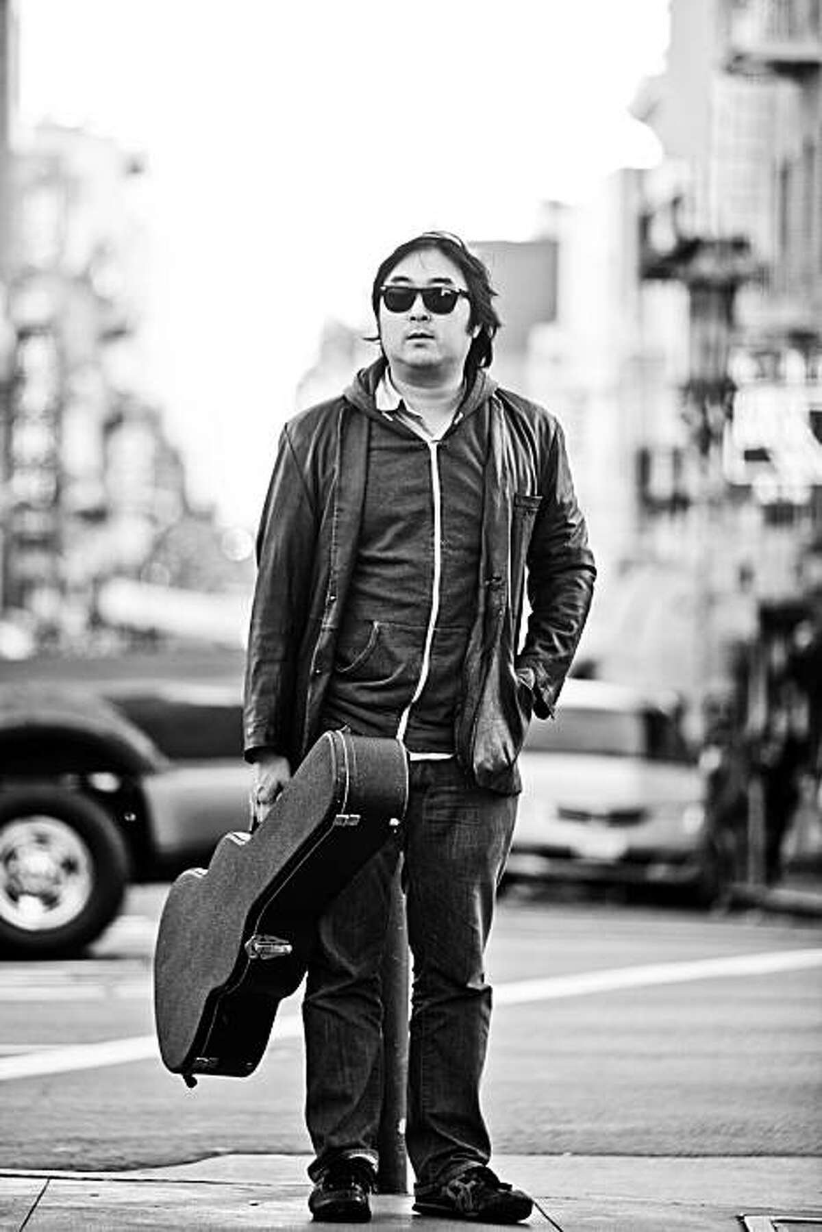 Bay Area musician Goh Nakamura is the star of Dave Boyle's latest quirky comedy,