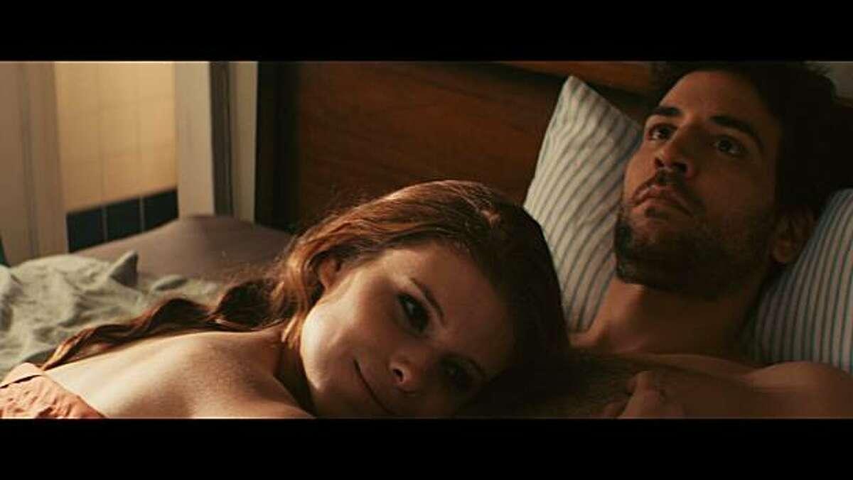 "Kate Mara and Josh Radnor star in Anchor Bay Films?•, ""happythankyoumoreplease."""