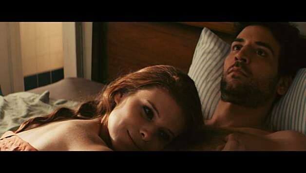 "Kate Mara and Josh Radnor star in Anchor Bay FilmsÕ, ""happythankyoumoreplease."" Photo: Courtesy Of Anchor Bay Films"