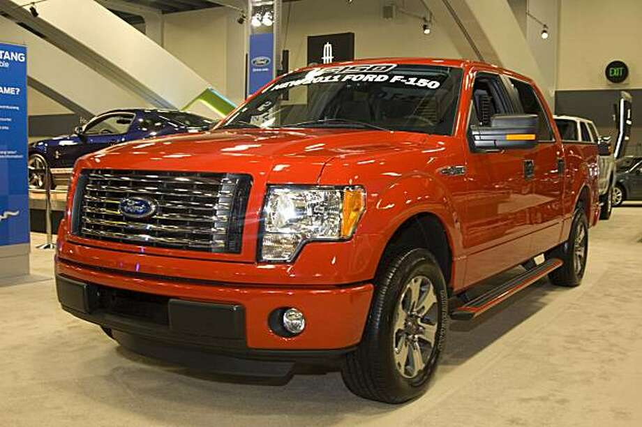 Large Truck: 2006-'11 Ford F-150 Source: Edmunds Photo: Stephen Finerty