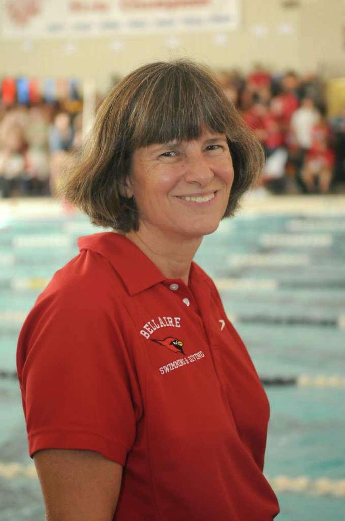 Bellaire Head Swim Coach Kris Wingenroth