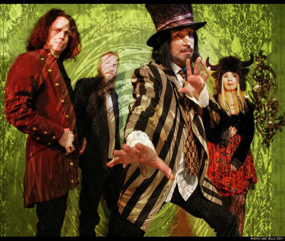 The Grand Slambovians, previously known as Gandalf Murphy and the Slambovian Circus of Dreams, will perform Saturday at The Towne Crier Cafe in Pawling, N.Y. Photo: Contributed Photo