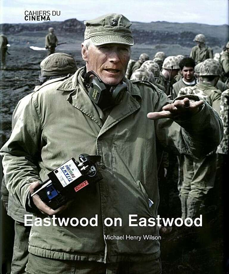 "The book ""Eastwood on Eastwood"" Photo: Phaidon Press"