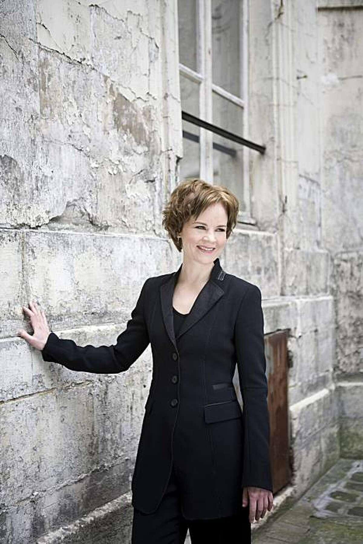 Conductor Susanna M?lkki
