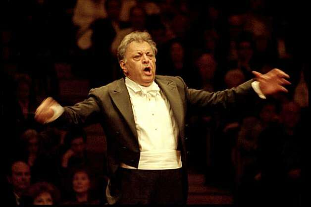 Zubin Mehta and the Israel Philharmonic Orchestra are on tour for the orchestra's 70th anniversary. Photo: Courtesy Photo