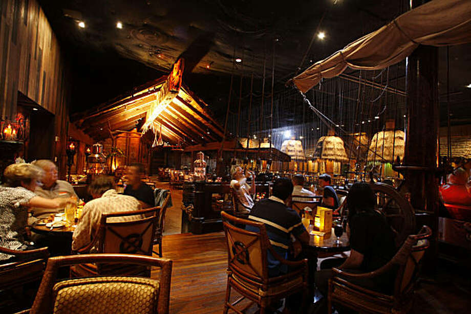 The Fairmont Hotel Tonga Room. Photo: Liz Hafalia, The Chronicle