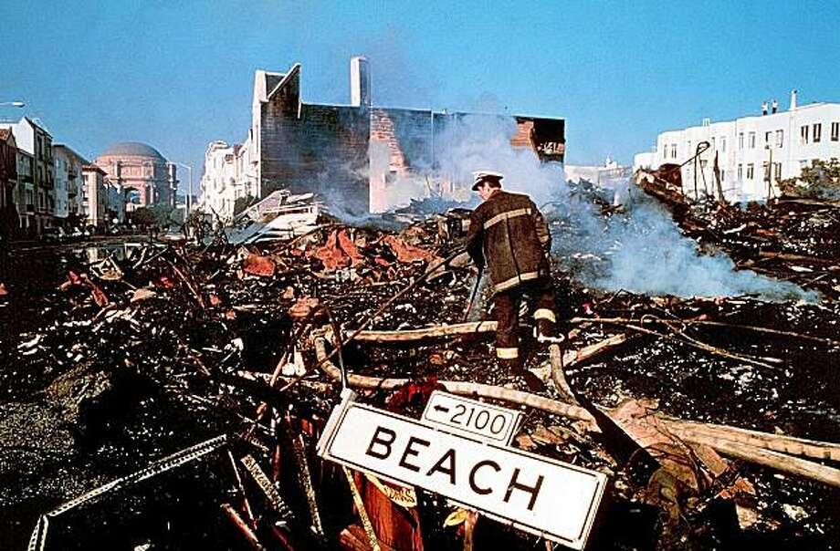 the events of the loma prieta 1989 earthquake