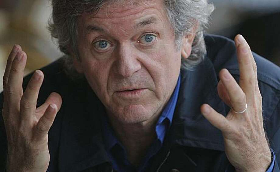 Rodney Crowell discusses his new book 'Chinaberry Sidewalks' during an interview in San Francisco Calif. on Saturday, Feb. 5, 2011. Photo: Alex Washburn, The Chronicle