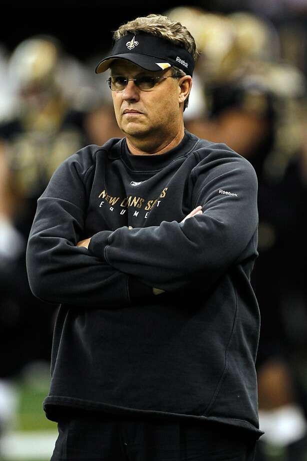 NEW ORLEANS, LA - JANUARY 07:  Defensive coordinator Gregg Williams of the New Orleans Saints looks on during warms up prior to playing against the Detroit Lions at Mercedes-Benz Superdome during their 2012 NFC Wild Card Playoff game on January 7, 2012 in New Orleans, Louisiana.  (Photo by Chris Graythen/Getty Images) Photo: Chris Graythen, Getty Images