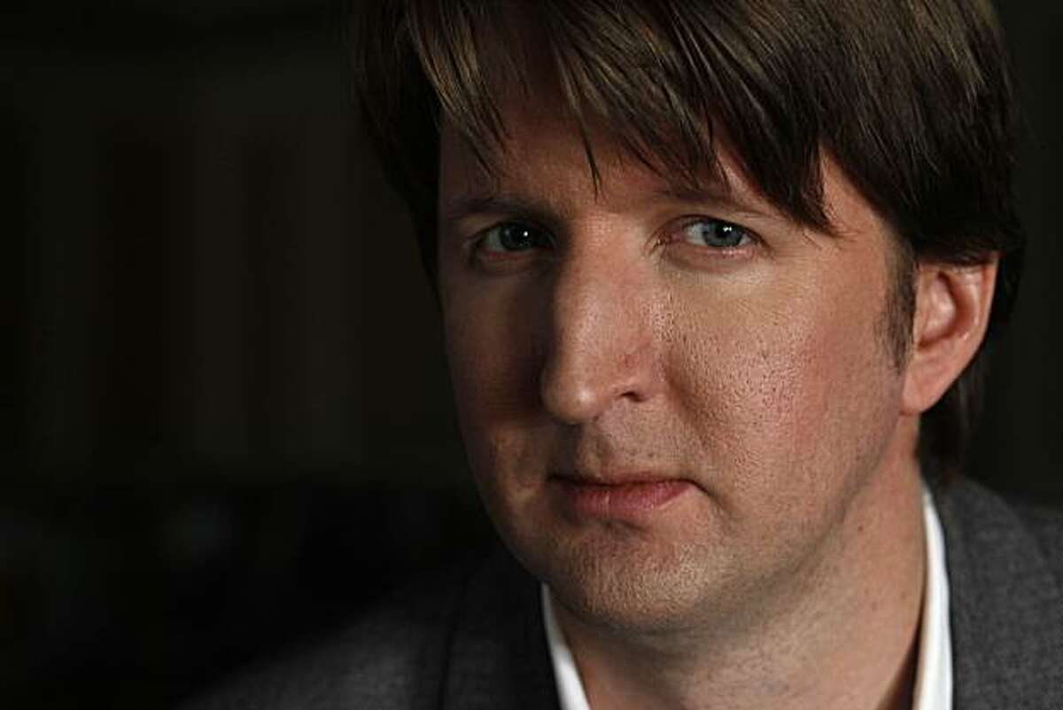 """Tom Hooper, director of """"The King's Speech, is seen on Monday, January 24, 2011 in San Francisco, Calif."""