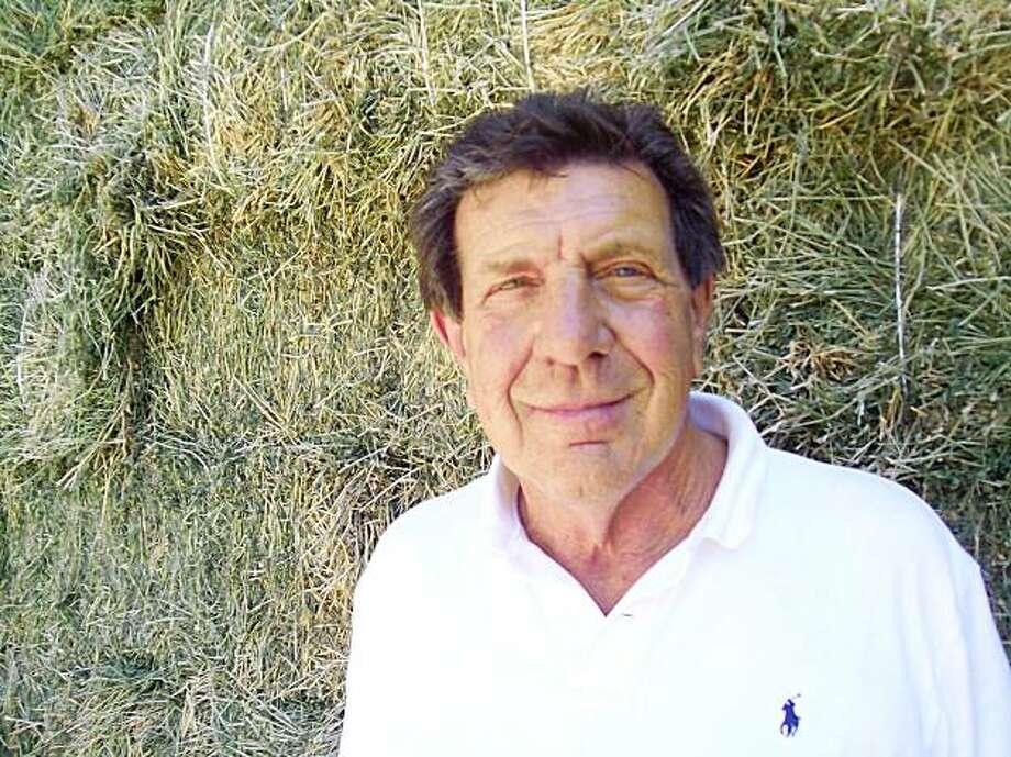 John Bellandi, owner of Alamo Hay and Grain. Photo: Novella Carpenter