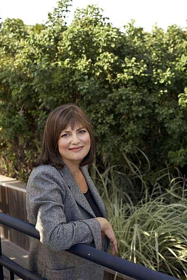 """Alice Hoffman, author of """"The Red Garden"""" Photo: Deborah Feingold"""