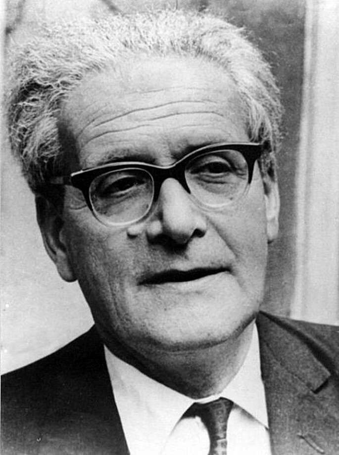 H.G. Adler, author Photo: Courtesy The Adler Family