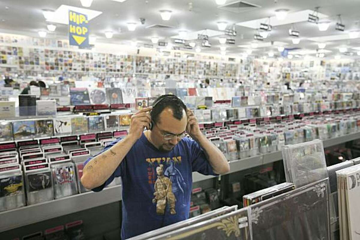 Amoeba Records in San Francisco