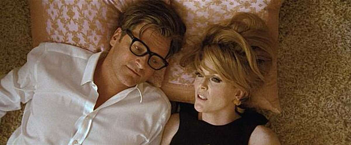 """Colin Firth and Julianne Moore star in Tom Ford's """"A Single Man."""""""