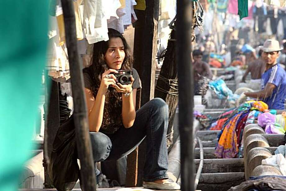 "Shai (Monica Dogra) appears in a scene from, ""Mumbai Diaries."" Photo: Courtesy Of Aamir Khan Productio"