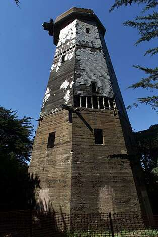 The Murphy Windmill in Golden Gate Park. Photo: John O'Hara, The Chronicle