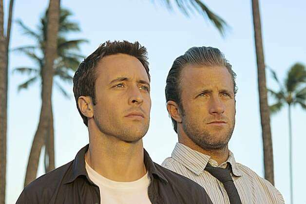 "Alex O'Loughlin plays Detective Steve McGarrett, left, and Scott Caan plays Detective Danny ""Danno"" Williams in the new series, ""Hawaii Five-O."" Photo: Mario Perez, AP"