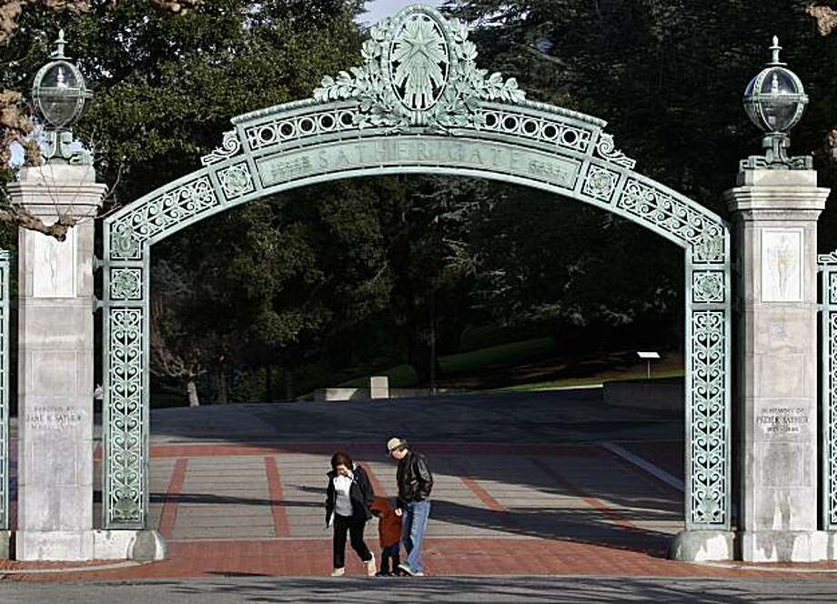 Though primarily known as a prestigious academic institution, UC Berkeley is also home to scenic meadows and groves, picturesque architecture and free museum exhibits. For some of the campus' can't-miss spots, click here. Photo: Paul Chinn, The Chronicle