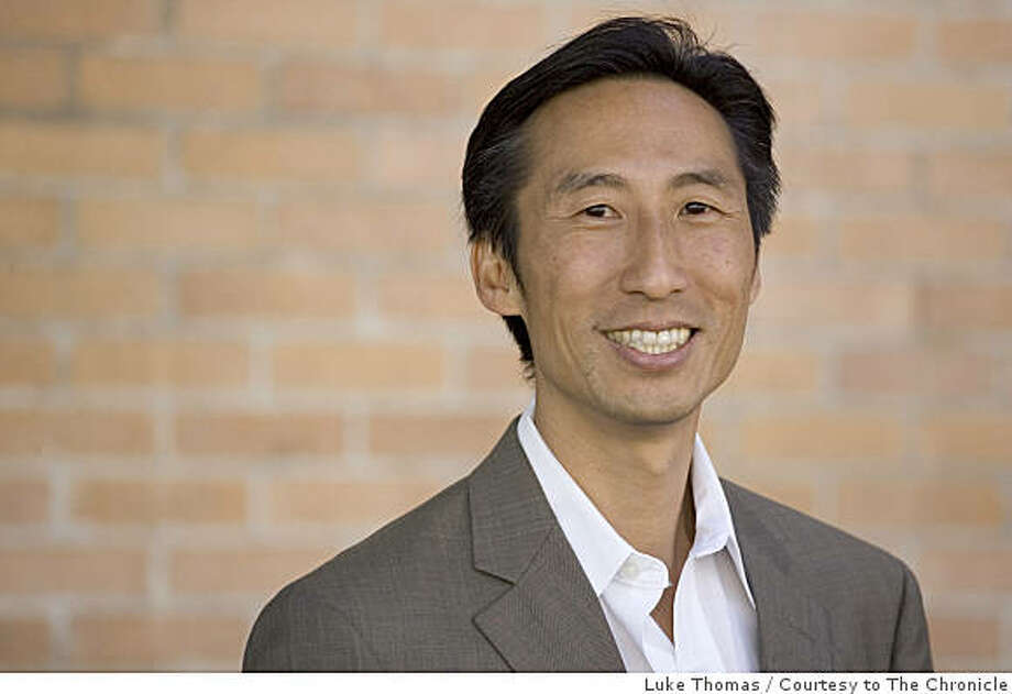 Eric Mar is running for the Board of Supervisors, District 1. Photo: Luke Thomas, Courtesy To The Chronicle
